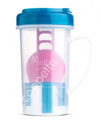 Merula Cupscup- steam cleaning cup for menstrual cups