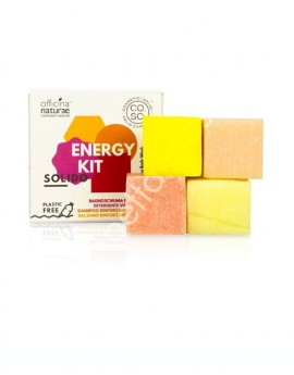 Energy Kit- Kit prova cosmesi solidi Officina Naturae
