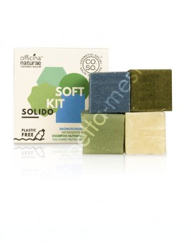 Soft Kit- Kit prova cosmesi solidi Officina Naturae