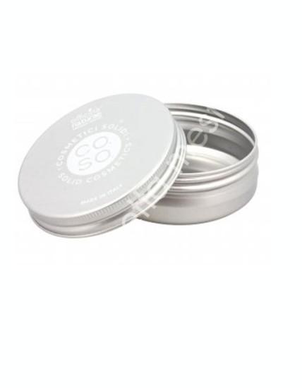 Barattolo alluminio Porta cosmesi solidi CO.SO.