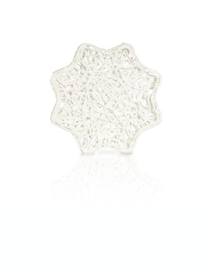 Biodegradable solid detergent holder CO.SO