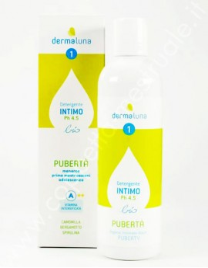 Dermaluna detergente Intimo 1 250 ml