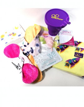 Kit primo Ciclo Teen XS Active LetItFlow