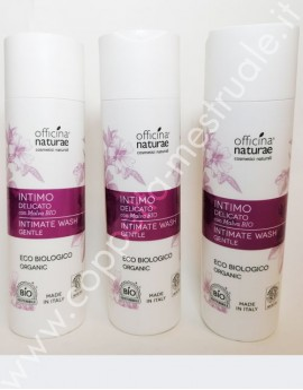 Detergente Intimo delicato Ph 4.5. officina naturae 200 ml