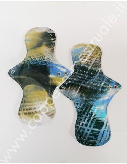 Assorbente Large cotone Letitflow singolo