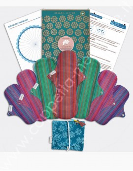 Kit Full ciclo Vibrant Eco Femme