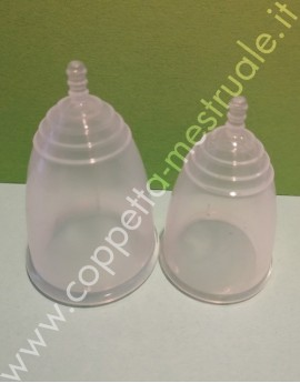 Gaiacup small high clear simply pack