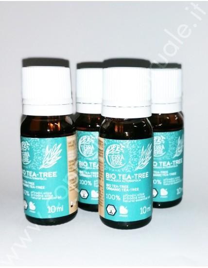 Olio Essenziale Tea Tree - Olio Malaleuca alternifolia 10 ml