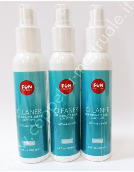 Cleaner, Spray disinfettante Fun Factory 100 ML
