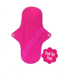 Eco femme Cloth pad Day vibrant color