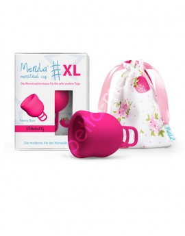 Merula menstrual cup Xl Strawberry