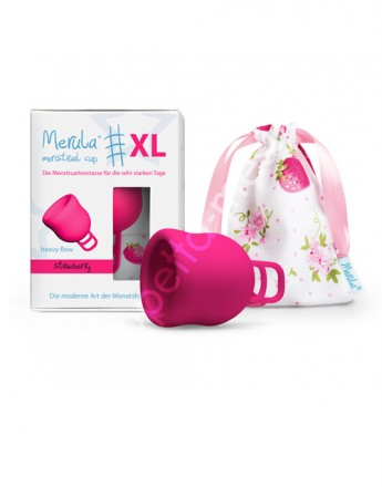 Coppetta Merula Xl Strawberry