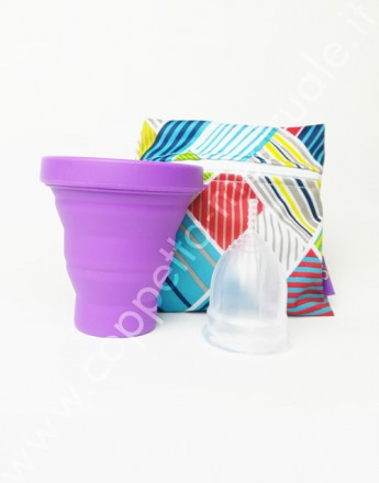 Lalicup compact Kit LetItFlow