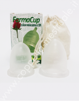 Farmacup Menstrual cup