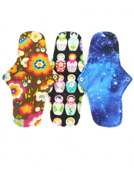 Party In My Pants Medium cotton cloth pad