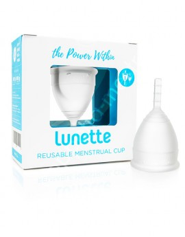 Lunette menstrual cup sales orange