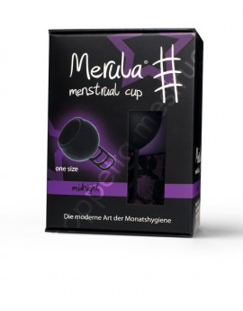 Merula cup one size Midnight