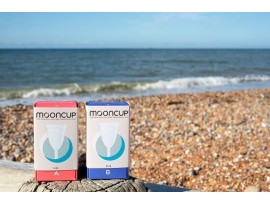 IT'S RAINING MENSTRUAL CUPS: TRIBUTE TO MOONCUP
